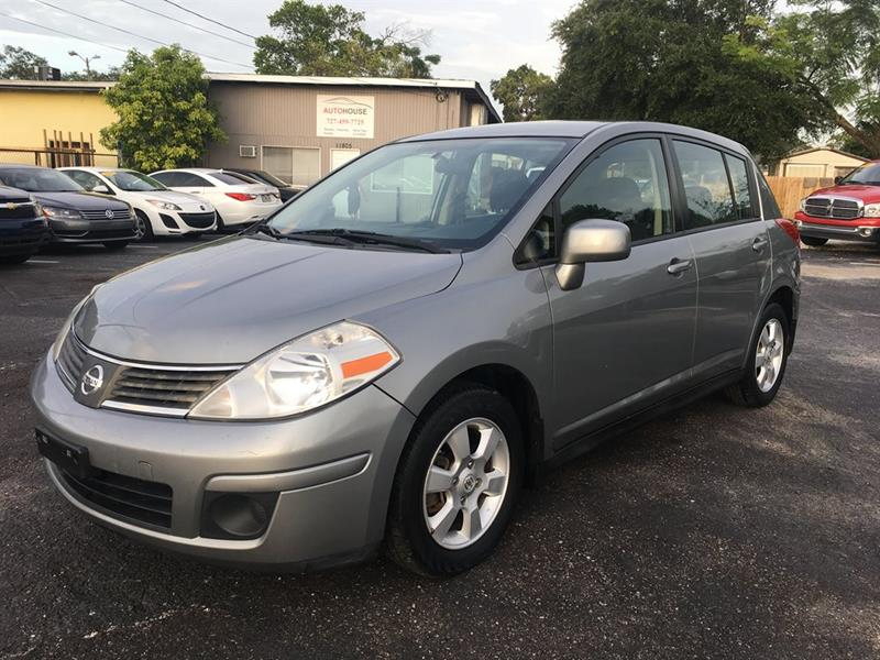 2008 Nissan Versa for sale at Autohouse LLC in Tampa FL