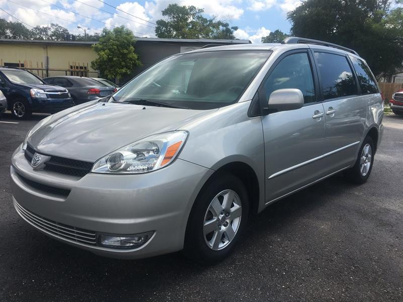 2005 Toyota Sienna for sale at Autohouse LLC in Tampa FL
