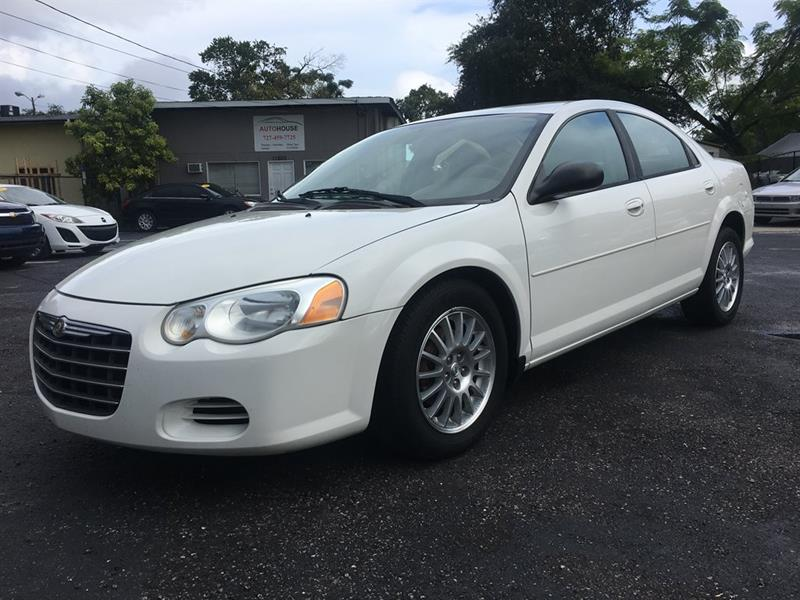 2006 Chrysler Sebring for sale at Autohouse LLC in Tampa FL