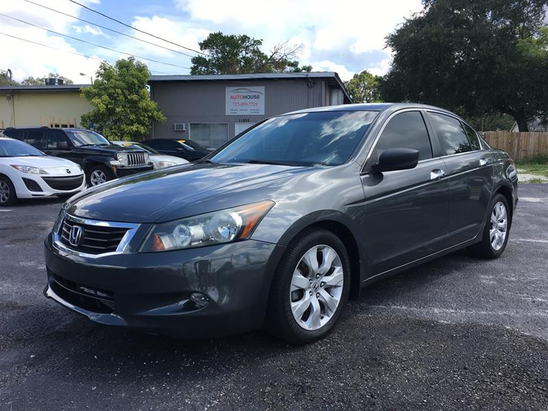2008 Honda Accord for sale at Autohouse LLC in Tampa FL