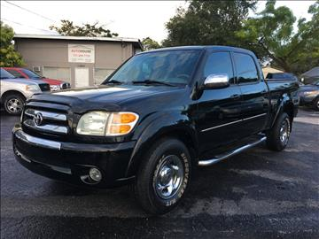 2004 Toyota Tundra for sale at Autohouse LLC in Tampa FL