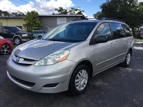 2006 Toyota Sienna for sale in Tampa, FL