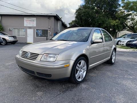 2004 Volkswagen Jetta for sale in Tampa, FL