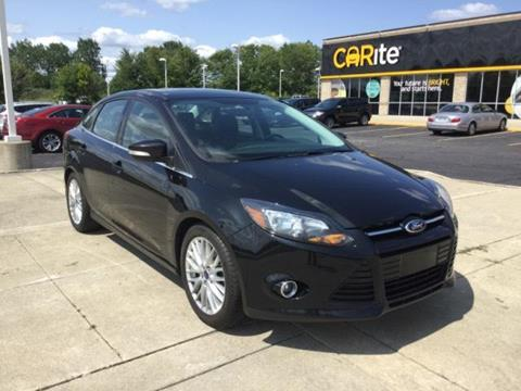 2014 Ford Focus for sale in Chesterfield MI