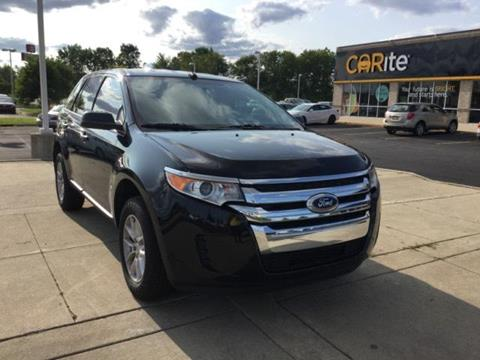 2013 Ford Edge for sale in Chesterfield, MI