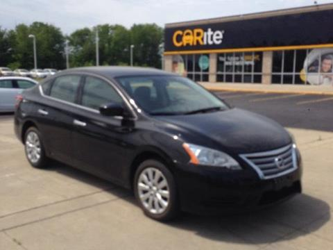 2015 Nissan Sentra for sale in Chesterfield MI