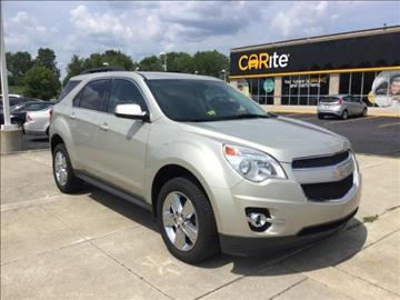 2013 Chevrolet Equinox for sale in Chesterfield, MI