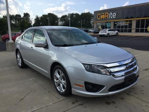2012 Ford Fusion for sale in Chesterfield MI