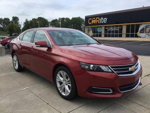 2014 Chevrolet Impala for sale in Chesterfield, MI