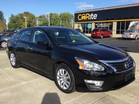 2015 Nissan Altima for sale in Chesterfield MI