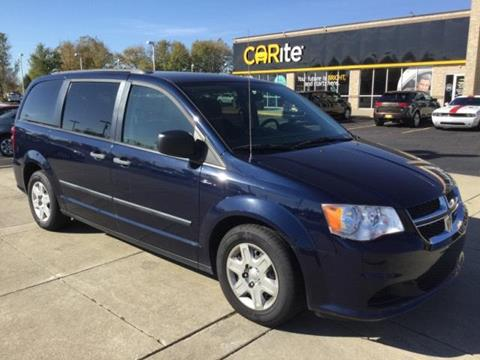 2013 Dodge Grand Caravan for sale in Chesterfield, MI
