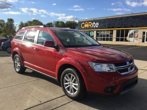 2016 Dodge Journey for sale in Chesterfield MI
