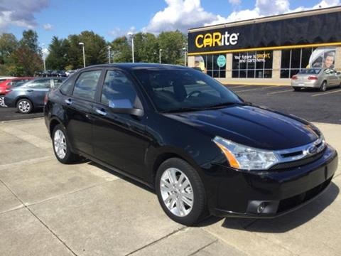 2010 Ford Focus for sale in Chesterfield, MI