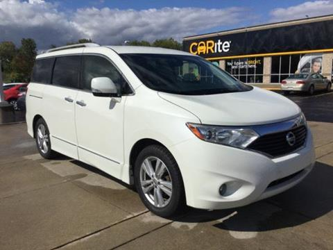 2012 Nissan Quest for sale in Chesterfield, MI