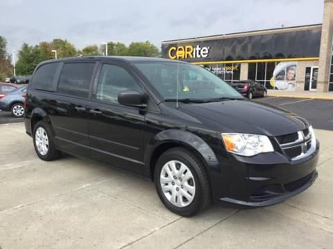 2015 Dodge Grand Caravan for sale in Chesterfield MI