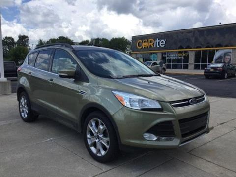 2013 Ford Escape for sale in Chesterfield, MI