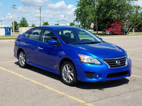 2014 Nissan Sentra for sale in Madison Heights, MI