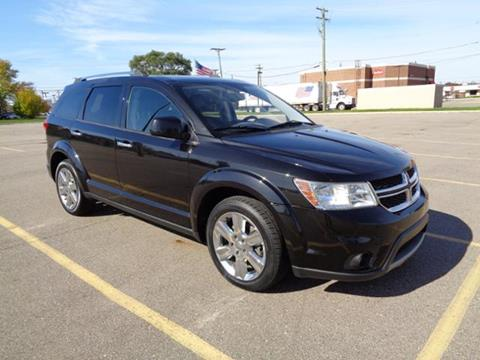 2012 Dodge Journey for sale in Madison Heights, MI