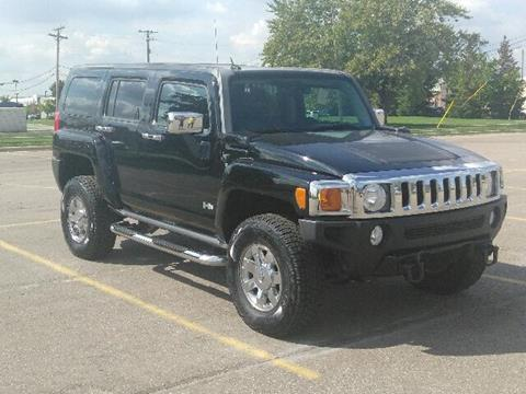 2007 HUMMER H3 for sale in Madison Heights, MI