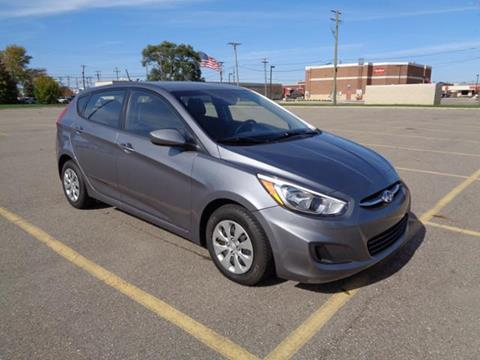 2016 Hyundai Accent for sale in Madison Heights, MI