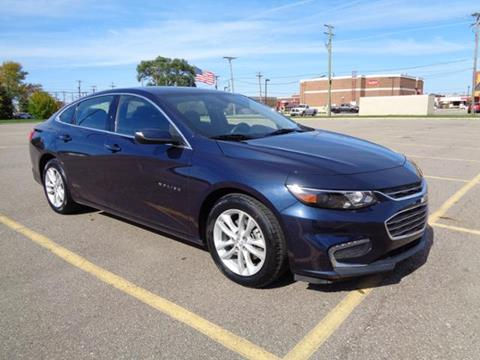 2016 Chevrolet Malibu for sale in Madison Heights, MI
