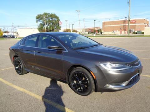 2016 Chrysler 200 for sale in Madison Heights, MI