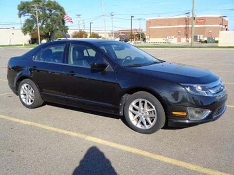 2011 Ford Fusion for sale in Madison Heights, MI