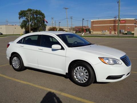2012 Chrysler 200 for sale in Madison Heights, MI