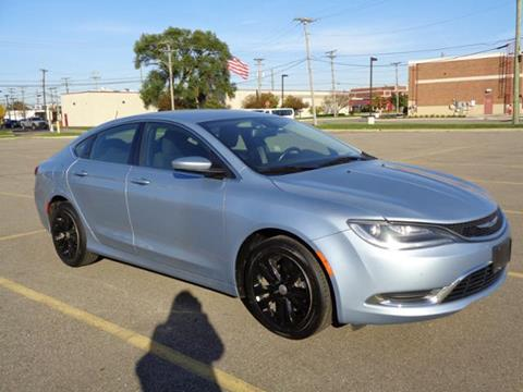 2015 Chrysler 200 for sale in Madison Heights, MI