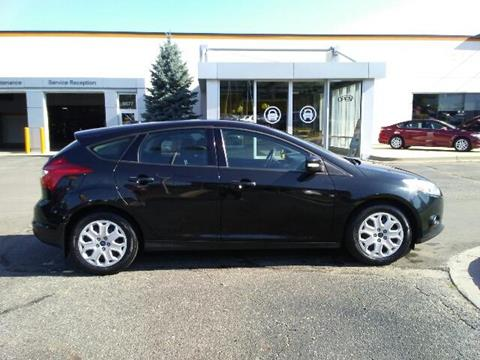 2013 Ford Focus for sale in Grand Ledge MI