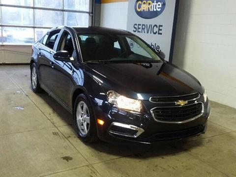 2016 Chevrolet Cruze Limited for sale in Grand Ledge MI