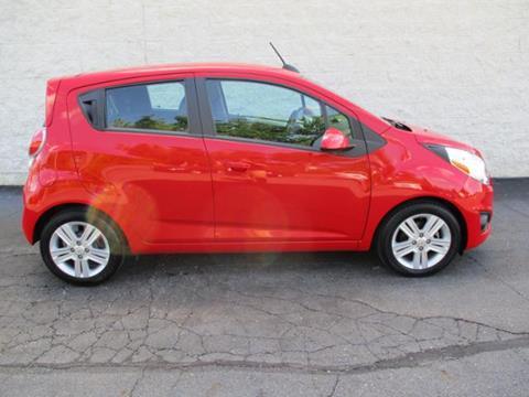 2015 Chevrolet Spark for sale in Grand Ledge MI