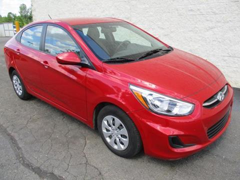 2016 Hyundai Accent for sale in Grand Ledge, MI
