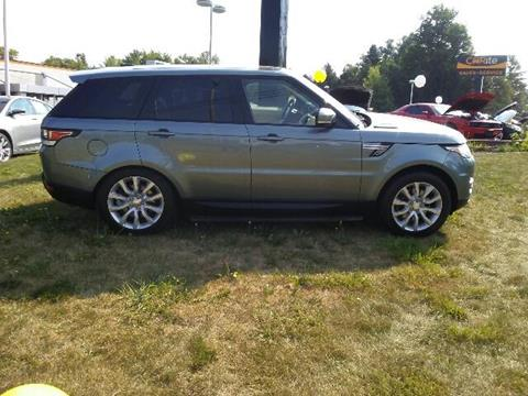 2014 Land Rover Range Rover Sport for sale in Grand Ledge MI