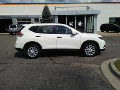 2016 Nissan Rogue for sale in Grand Ledge, MI