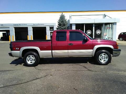 2005 Chevrolet Silverado 1500 for sale in Grand Ledge, MI