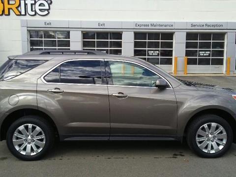2012 Chevrolet Equinox for sale in Grand Ledge MI