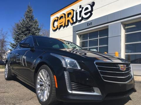 2015 Cadillac CTS for sale in Grand Ledge, MI