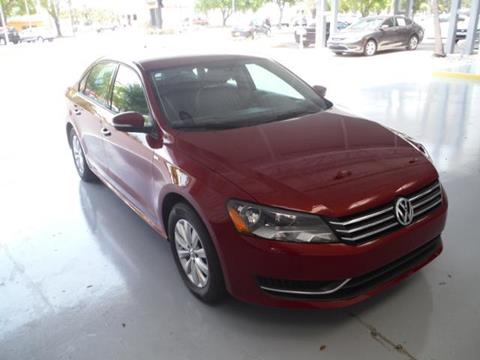2015 Volkswagen Passat for sale in Fort Pierce, FL