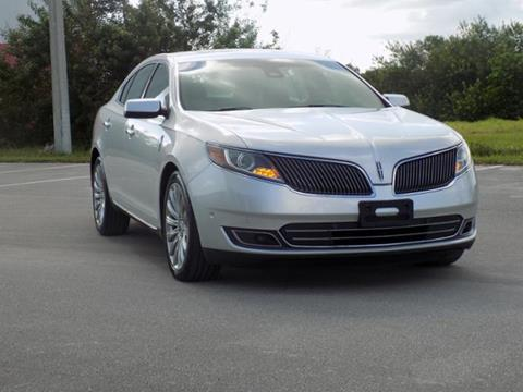 2014 Lincoln MKS for sale in Fort Pierce, FL