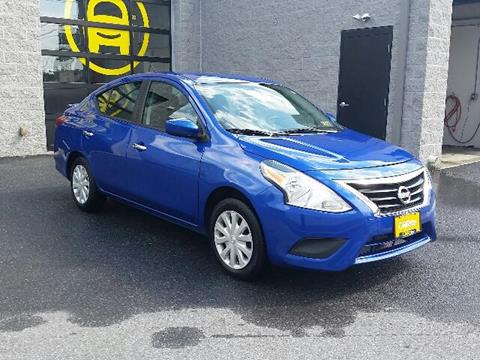 2016 Nissan Versa for sale in Lancaster, PA