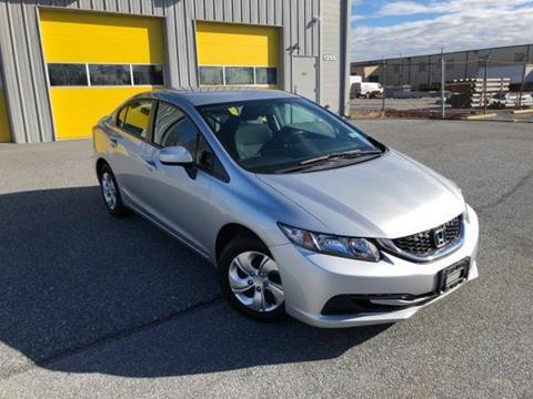2015 Honda Civic for sale in Lancaster, PA