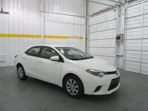 2015 Toyota Corolla for sale in Memphis, TN