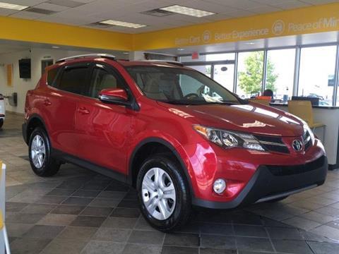 2014 Toyota RAV4 for sale in Memphis, TN