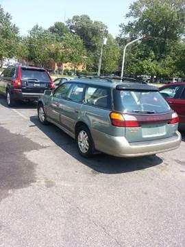 2003 Subaru Outback for sale in Virginia Beach, VA