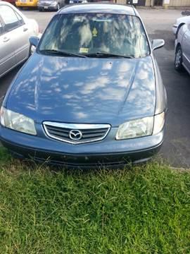 2002 Mazda 626 for sale in Virginia Beach, VA