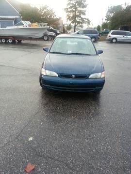 1998 Toyota Corolla for sale in Virginia Beach, VA