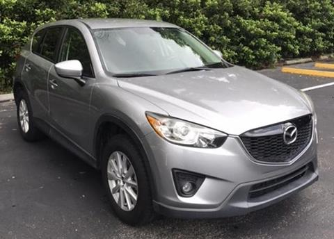 2015 Mazda CX-5 for sale in Gainesville FL