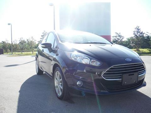 2015 Ford Fiesta for sale in Gainesville, FL
