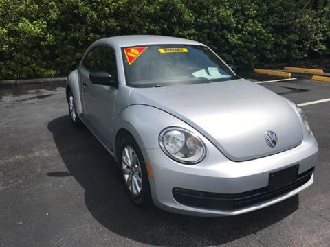2013 Volkswagen Beetle for sale in Gainesville FL